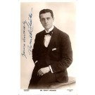 Actor R. Michaelis Autographed RPPC