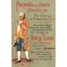 Decorative Italian Applique Advert