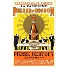 "French ""Onion Skin"" Wine Advert"