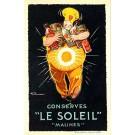 Belgian Sun Preserved Foods Advert