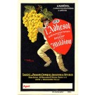 French Grape Mildew Chemical Advert