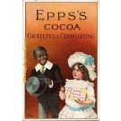 Epps Cocoa Advertising