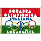 Italy at the 1932 Los Angeles Olympics
