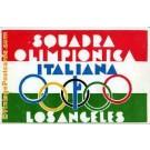 Italy at the 1932 Los Angeles Olympics