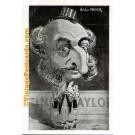 Jewish Performer Caricature