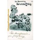South African Boer War Satire