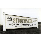 Studebaker Automobiles Advertising Billboard
