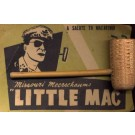 General MacArthur Corn Cob Pipe Advert