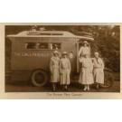 Princess Mary Caravan Truck Real Photo