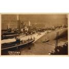Ship Wreck Eastland Real Photo