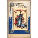 Witch and Cinderella Book Attached