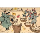 Russo-Japanese War Egg Fight
