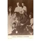Russian Tsar Empress Children Real Photo