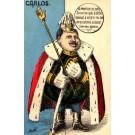 King Charles of Spain Satire