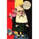 Belgian King Leopold Satire