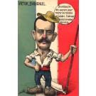 Italian King Victor Emmanuel Satire