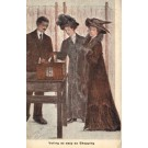 Voting Women Suffrage