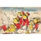 Russo-Japanese War Farting Satire