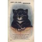 Wain Cat Bognor Views Poem Novelty Fold-Out