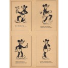 Early Mickey Mouse Set