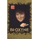 Smiling Lady Advert Bi-Oxyne Toothpaste