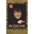 Smiling Lady Advert Bi-Oxyne Toothpaste