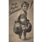 Anti-Tuberculosis Child Boxer