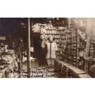 Clemens Store San Francisco Earthquake Real Photo