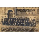 Willmar Boys Leaving for US Army WWI Real Photo