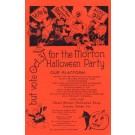 Vote for Morton Halloween Party