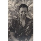 Black Actress Waters Van Vechten Real Photo