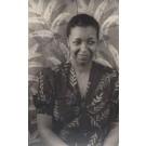 Black Actress Waters Van Vechten Real Photo