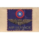 Embroidered Silk British Air Force Symbol
