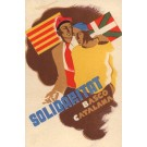 Defense of Catalonia Spanish Civil War