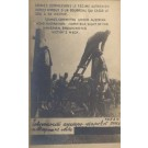 German Hanging Victims WWI Real Photo