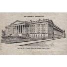 U. S. Treasury Building Macerated Money Novelty