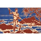 Hawaiian Spear Fisherman