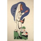 Red Cross Nurse Spanish Civil War