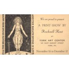 Rockwell Kent Divine Lady Print Show