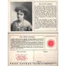Socialist Speaker Mrs. Simons