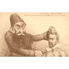 Turkish Abdul-Hamid Cutting Off Head