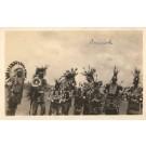 Black Seminoles in Texas Real Photo