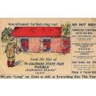 Longest Cow Pawnee Bill's Wild West Show