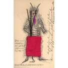 Krampus Silk Bag Sticks Novelty