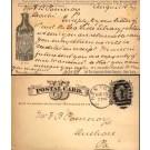 Advert Ink NYC Postal Pioneer