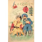 Russo-Japanese War Comic Satire