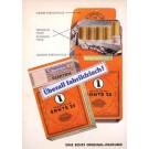 German Cigarettes Advertising
