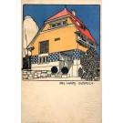 Germany Darmstadt Art Colony House