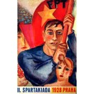 II Spartacist Games Prague 1928