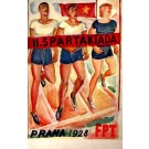 Runners Prague 1928 Spartacist Games